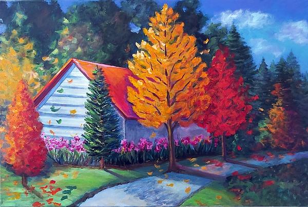 Rosie Sherman - Falling Leaves