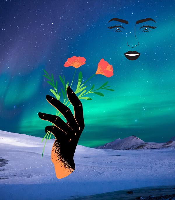 Smita - Flowers in my hand