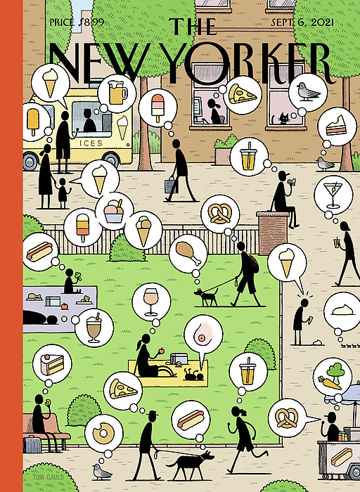 Tom Gauld - Food for Thought