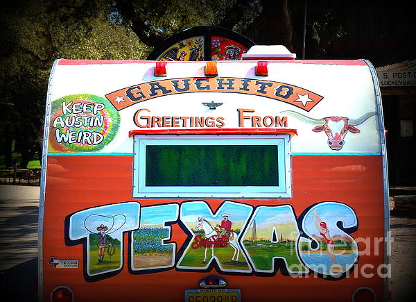 Tru Waters - Greeting from Texas Trailer
