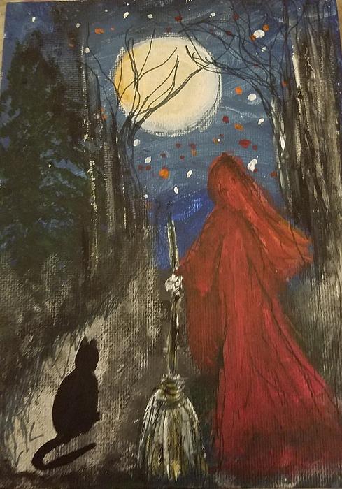 Lisa Kavana - Halloween Night