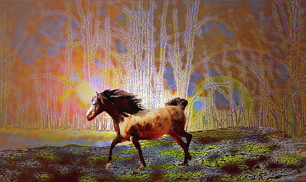 Patricia Keller - Horse Dreams