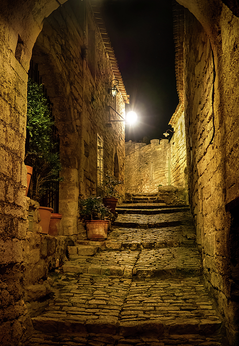 Morey Gers - Lacoste Night Steps