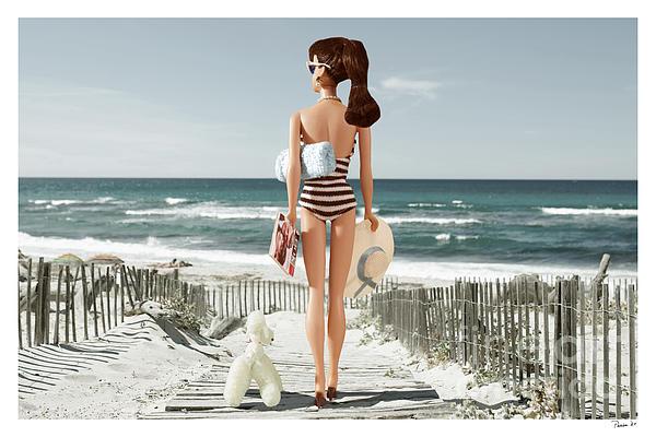 Barbie and Ken Photos - Last Days of Summer Brunette