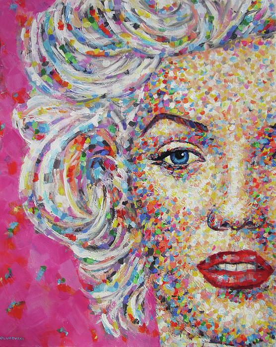 Nikola Golubovski - Marilyn Monroe