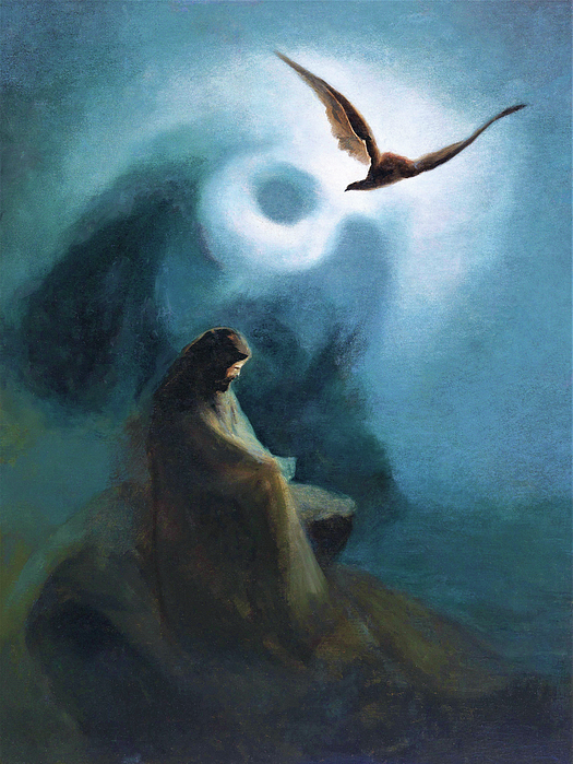 Karl Wilhelm Diefenbach - Martyr and crucified, son Helios - Digital Remastered Edition