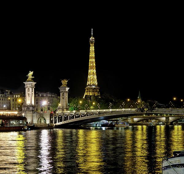 Weston Westmoreland - Paris at Night 01