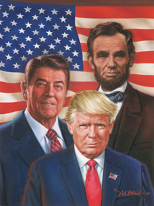 Dick Bobnick - Great American Patriots