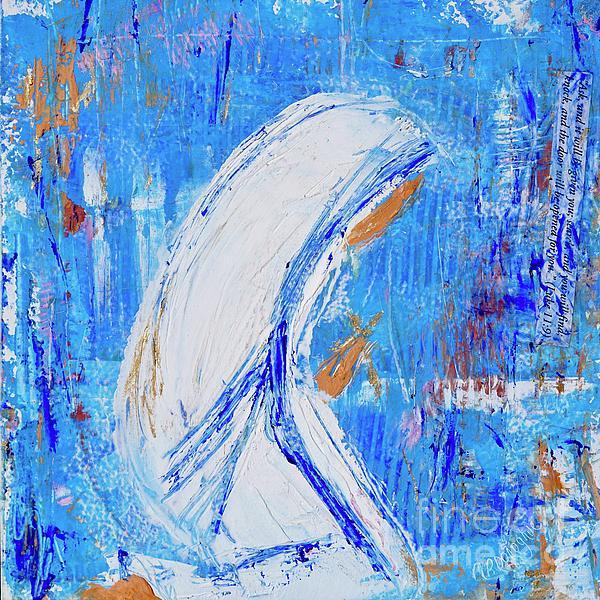 Prayers Of A Nun Painting