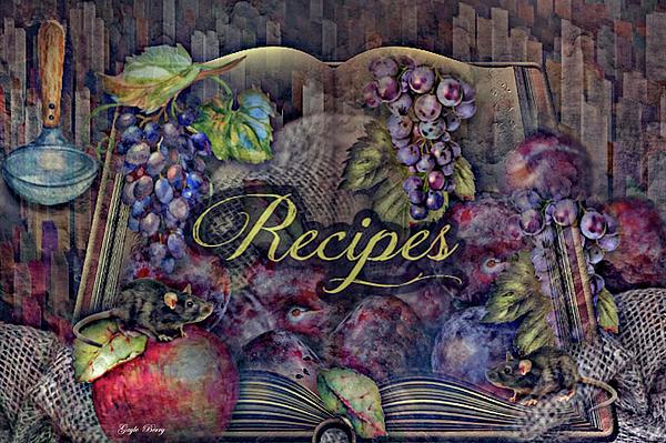 G Berry - Recipes