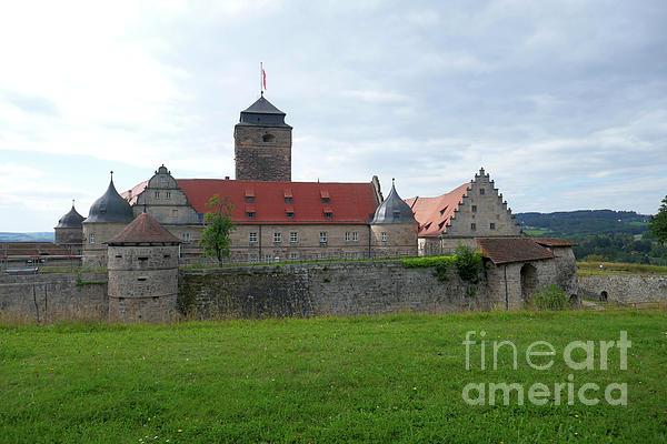 Johanna Zettler - Rosenberg Fortress