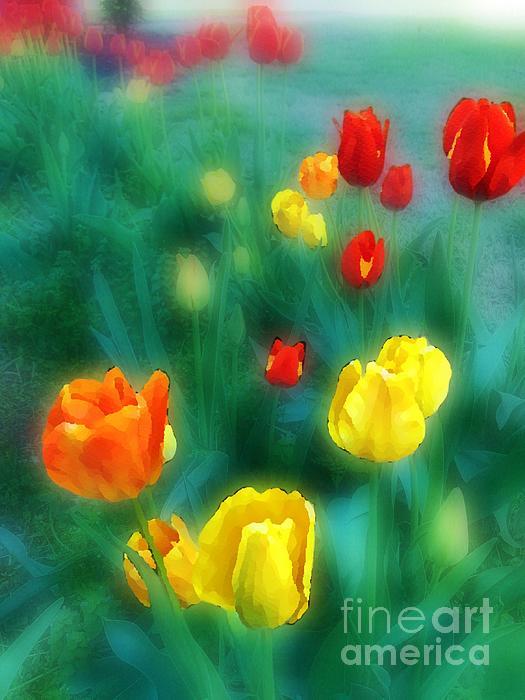 Jenny Revitz Soper - Spring Tulips