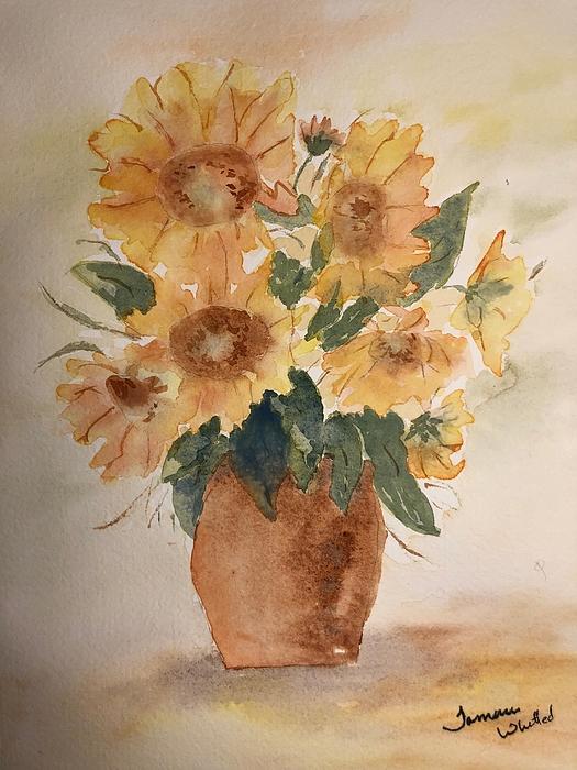 Tamara Whitted - Sunflowers