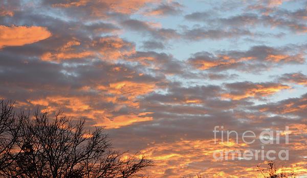 Ruth Housley - Texas Beautiful Saturday Morning Sunrise  12-14-2019