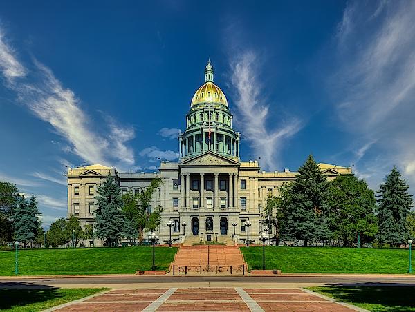 Mountain Dreams - The Colorado State Capitol