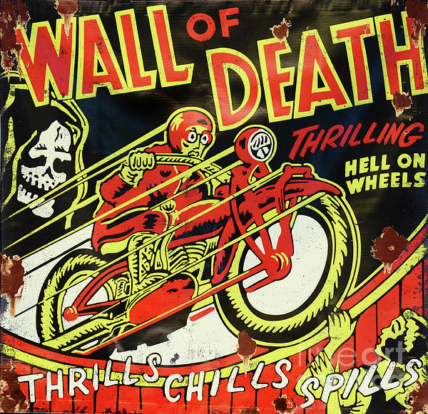 Bob Christopher - Wall Of Death