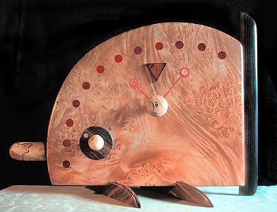 Armadillo Sculpture by Chuck Turigliatto