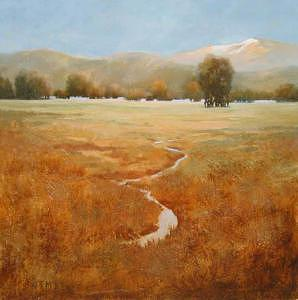 Autumn Song Painting by Shirley McKay