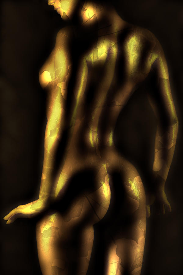Nude Photograph -  Glow by Naman Imagery