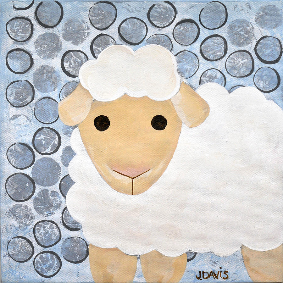 The Blessing of the Lamb by Julie Davis Veach