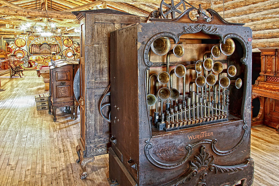 Music Hall Nevada City Montana Ghost Town Photograph By Daniel Hagerman