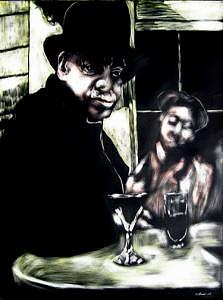 Commentary Mixed Media -  My Old New Orleans by Chester Elmore