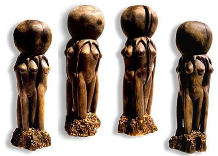 Sculpture Sculpture -  Octopus by Branko Reic