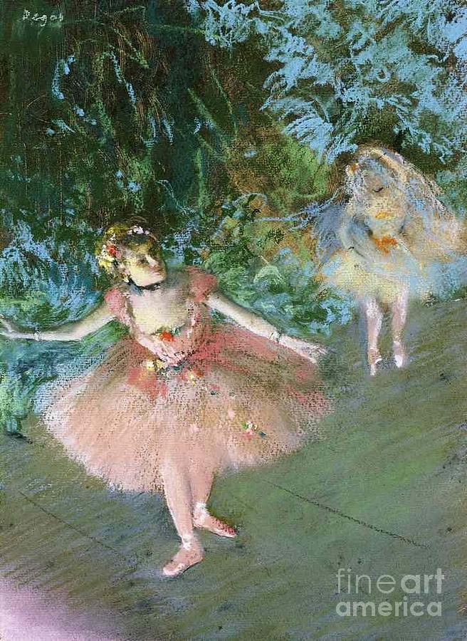 degas art paper 1 The star, or dancer on the stage, circa 1876-77 giclee print by edgar degas find art you love and shop high-quality art prints, photographs, framed artworks and.