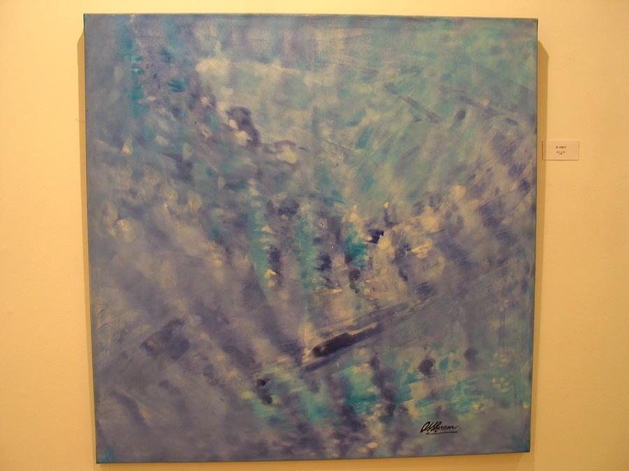 Sky Painting -  Sky In My Heart by Adriana silvia Sherem