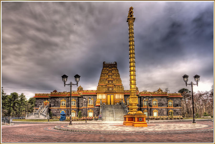Sri Guruvayoorappan Temple Photograph