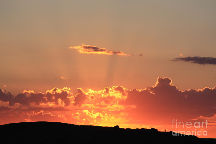 Sunset Photograph -  Sunset by Edward R Wisell