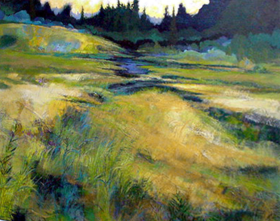 Landscape Painting -  Water Source by Dale  Witherow