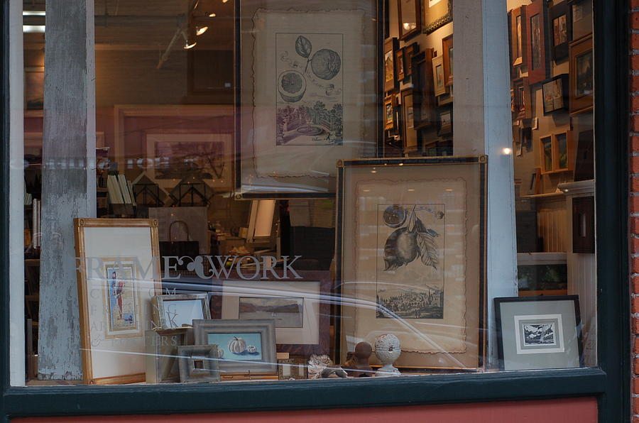 Window Display Painting by Prints And Small Works By Various Artists
