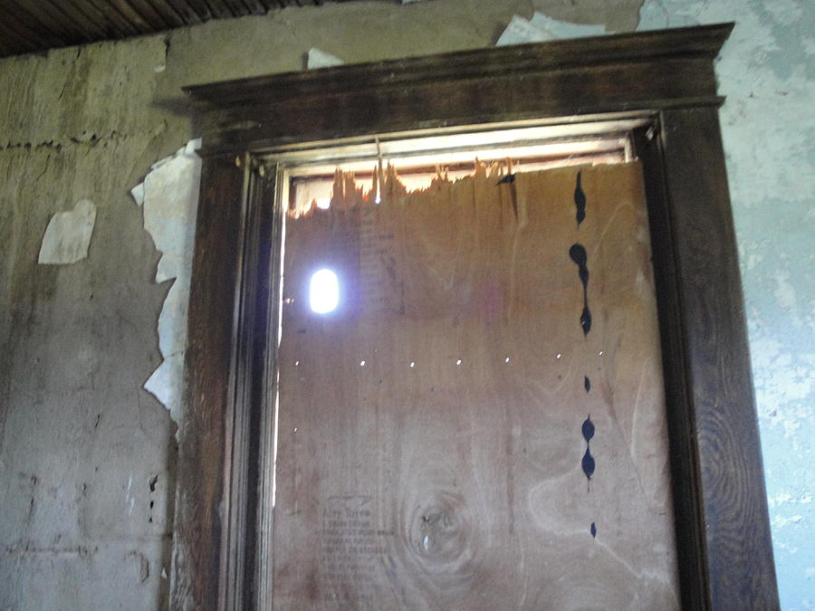 Window Photograph -  Window September  2009 by Terry  Wiley