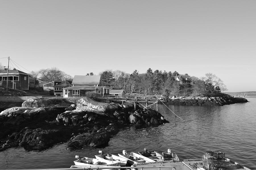 0053   Five Islands Maine Photograph by Karl Marean