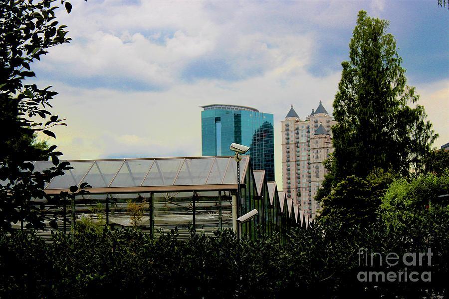 Architecture Photograph - 01142017065 by Debbie L Foreman