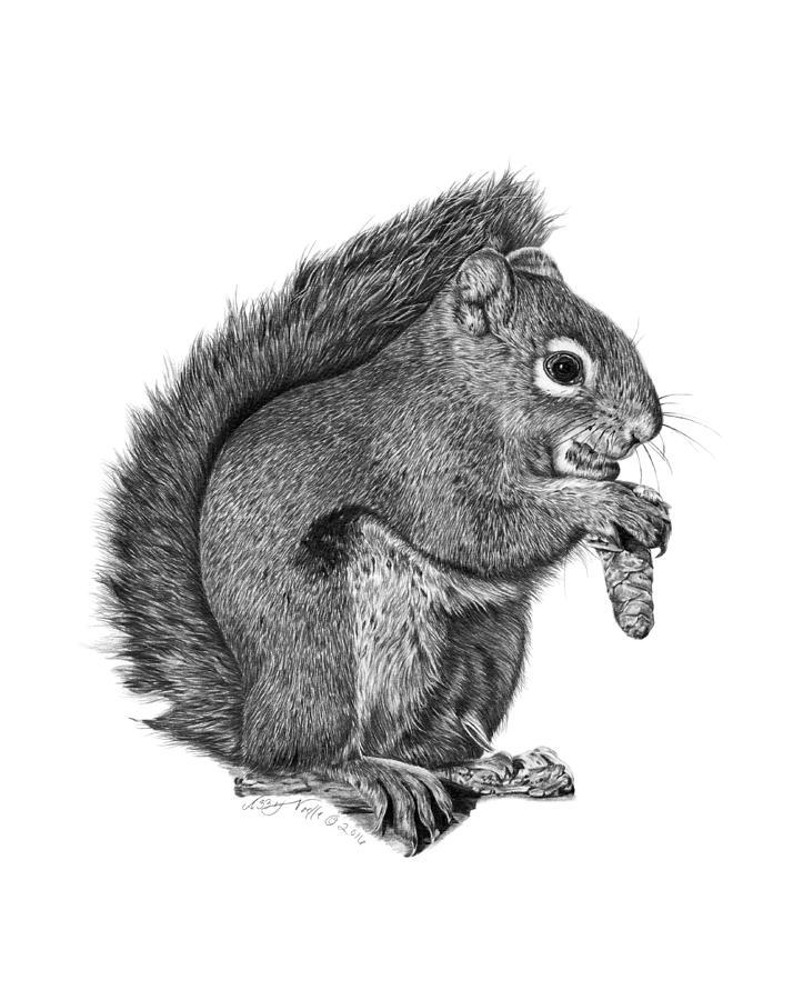058 Sweeney the Squirrel by Abbey Noelle