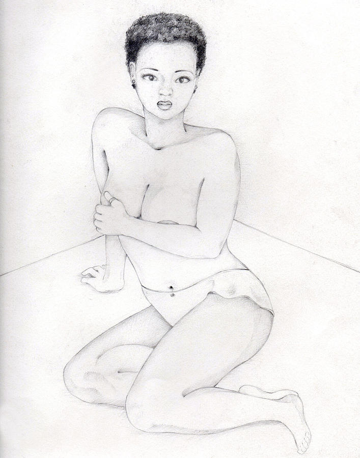 060 Drawing by Candace Williams