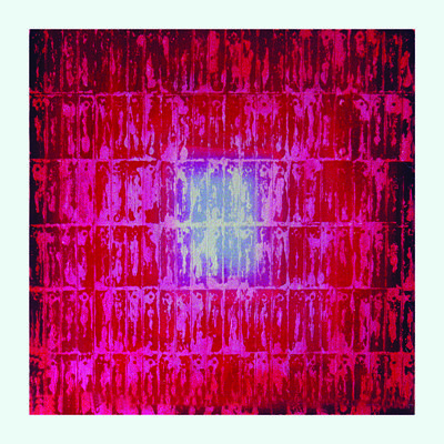 Minimalist Painting - 06.09.05 by Alan Salabert