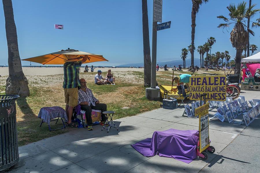 California Photograph - 0700- Healer by David Lange