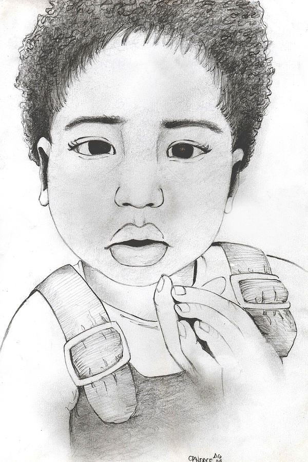 076 Drawing by Candace Williams