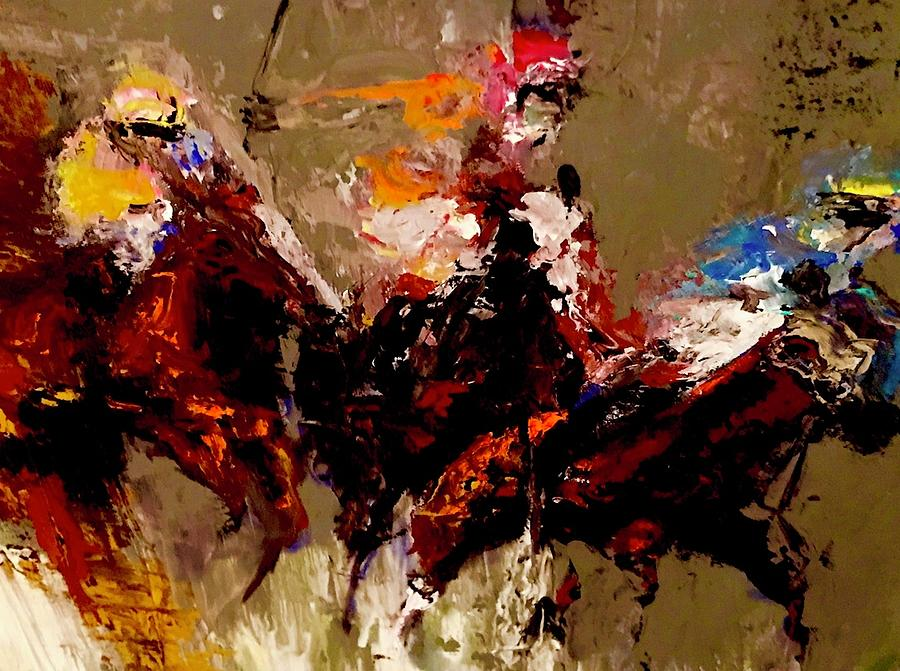 09 Painting by Heather Roddy