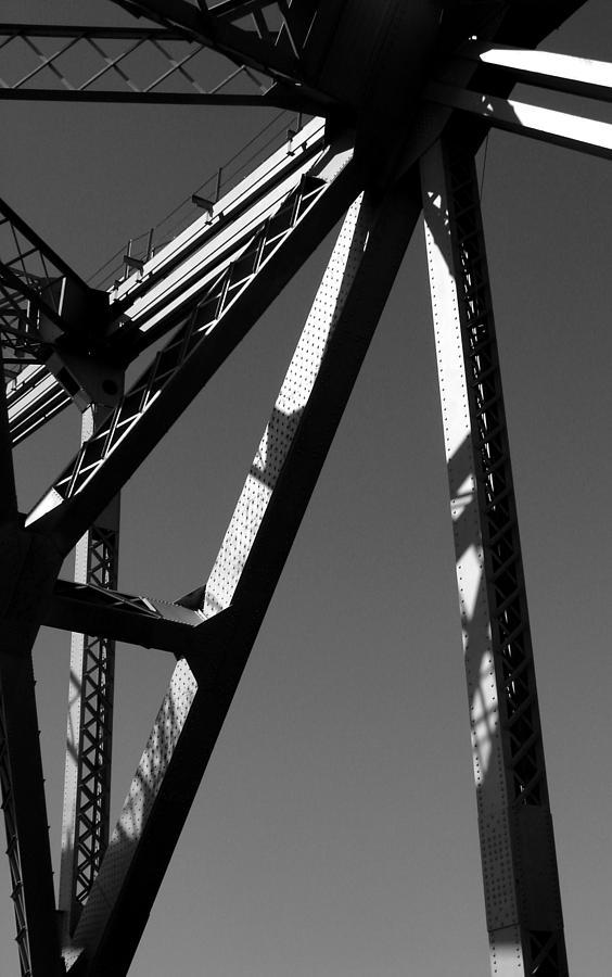 Bridge Photograph - 09001 by Jeffrey Freund