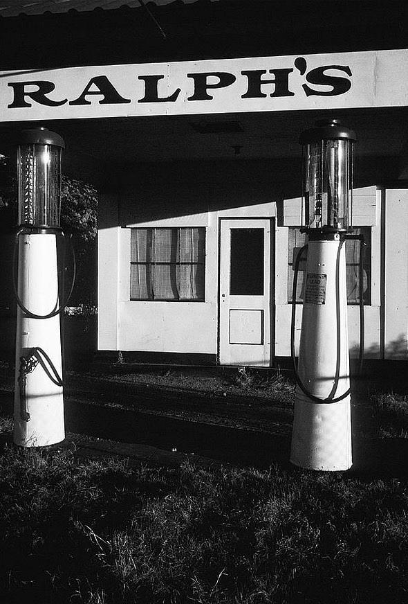 Ralphs Gas Station >> 1929 Ralph S Service Station Armory Park Tucson Arizona