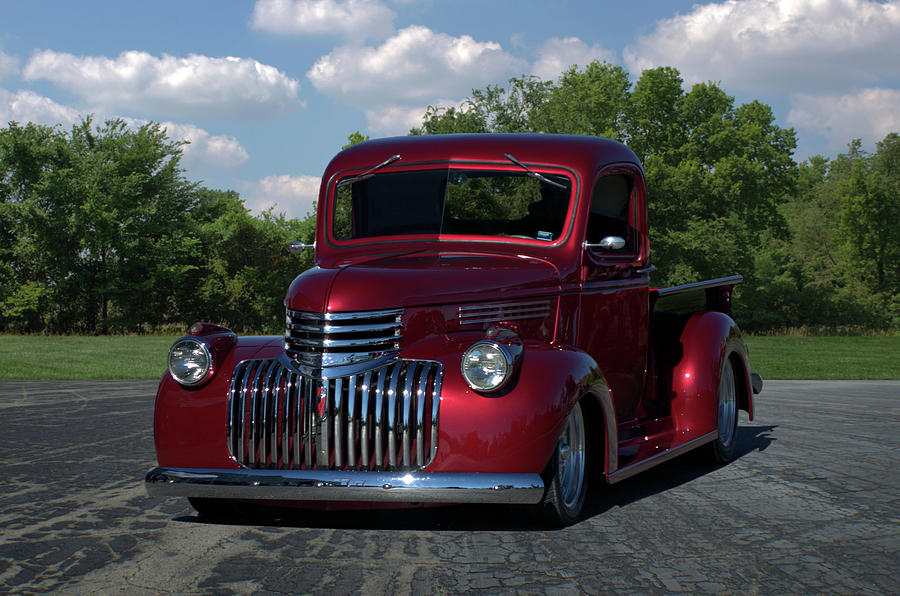 1946 Chevrolet Pickup Truck by Tim McCullough