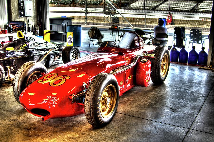1961 Elder Indy Racing Special by Josh Williams