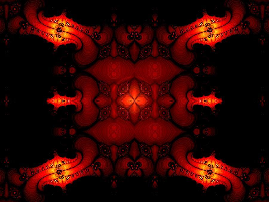Abstract Digital Art - 27 by Sfinga Sfinga