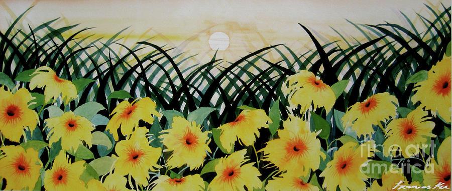 A Gentle Breeze by Frances Ku