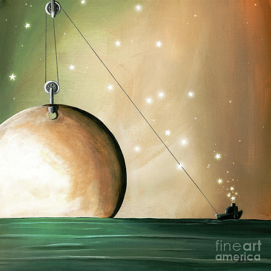 A Solar System by Cindy Thornton