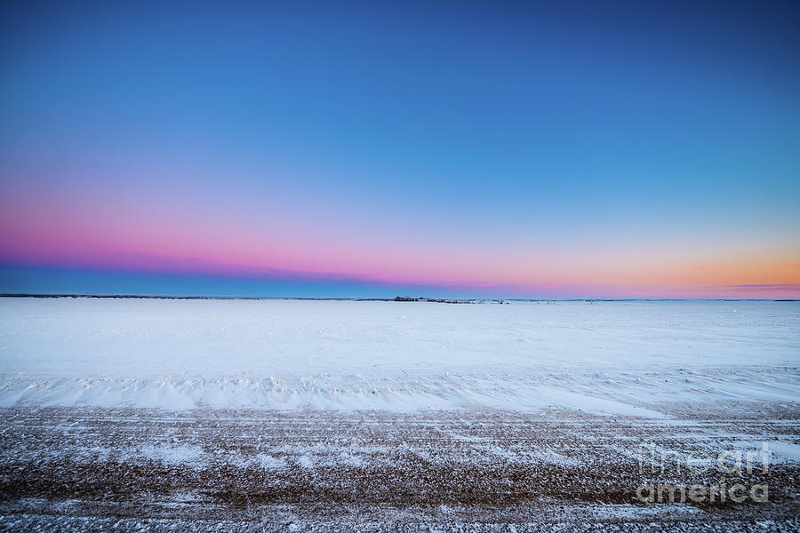 Canada Photograph - A Winters Morning by Ian McGregor
